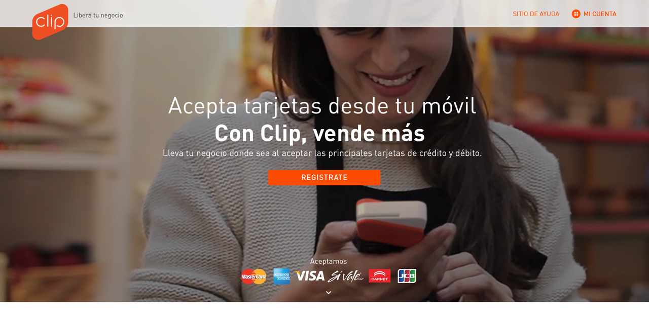 Clip Website